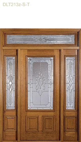 leaded-glass-mahobany-doors-sarasota-florida-3