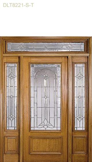 leaded-glass-mahobany-doors-sarasota-florida-5