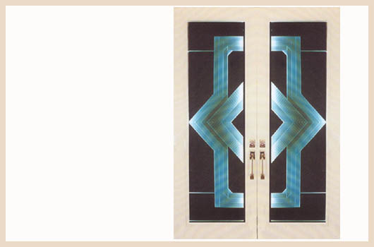 doors sarasota florida custom art deco